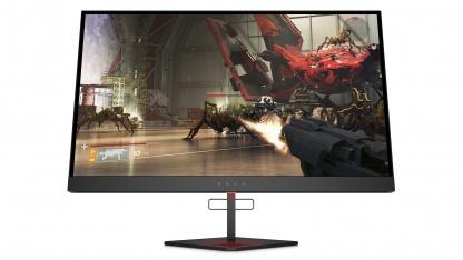 HP представила новый игровой монитор Omen X27 с частотой 240 Гц