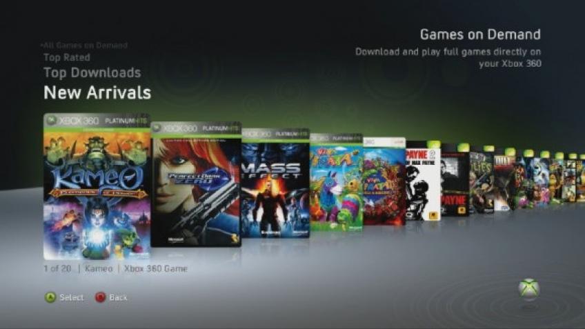 Игры-по-запросу не вытеснят игровые консоли?