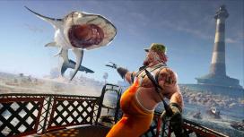 Maneater выйдет на PlayStation5 и Xbox Series X/S