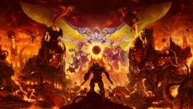Что показали на церемонии открытия QuakeCon 2019: трилогия DOOM и DOOM Eternal