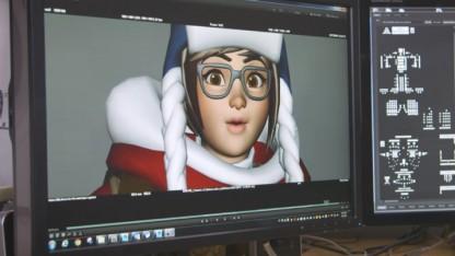Blizzard показала создание короткометражки о Мэй