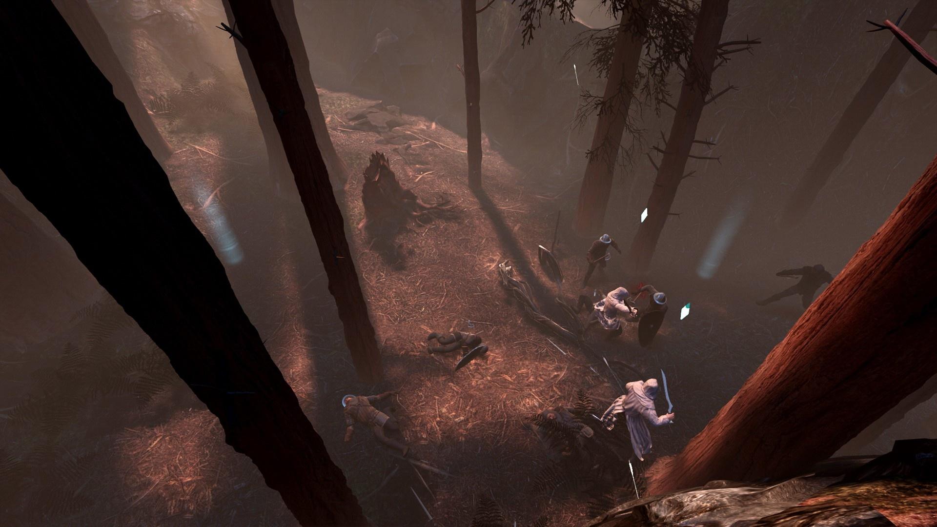 В Sacralith: The Archer's Tale уже можно играть на PS VR