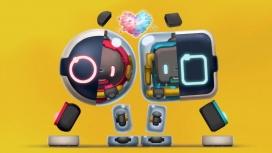 Кооперативная головоломка Biped выйдет на Nintendo Switch уже21 мая