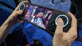 Игровую консоль Smach Z показали на E3