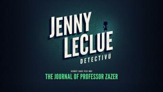 Следствие ведет девочка-детектив Дженни Леклю