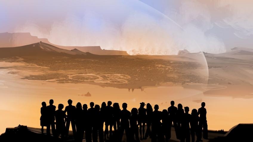 «Fallout нашей мечты» быть: Encased завершила кампанию на Kickstarter