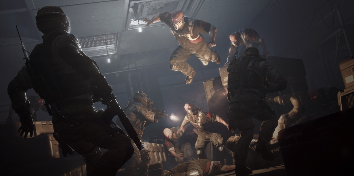 Игроки получат доступ к Warface VR в апреле