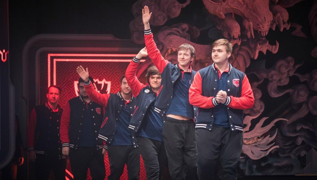 Gambit изменит тренерский состав для команды по League of Legends