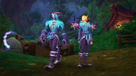 За подписку World of Warcraft дарят декоративные крылья летучего хамелеона
