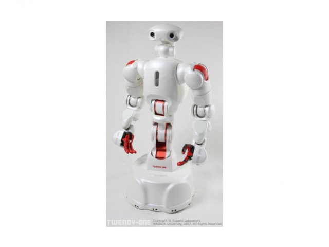 Робот будет готовить еду