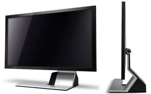 Сверхтонкий монитор компании Acer