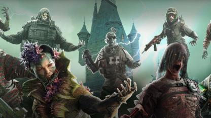 Жуткое событие «Проклятие Доктора» в Rainbow Six Siege начнётся12 октября
