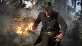 Релиз Red Dead Redemption2 в Steam оказался очень скромным