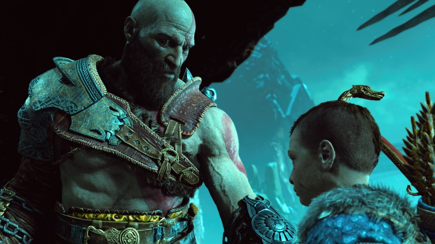 God of War обошла Horizon Zero Dawn и Monster Hunter: World в Англии
