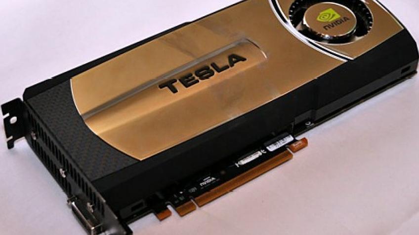 NVIDIA демонстрировала нерабочую GT300