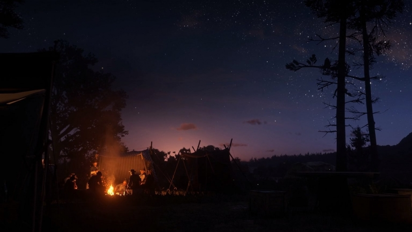 Третий трейлер Red Dead Redemption 2 (русские субтитры)