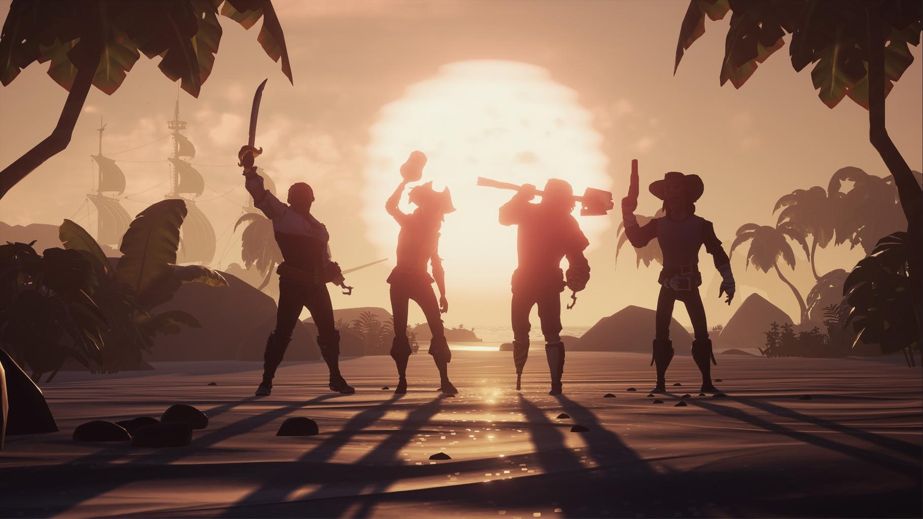Sea of Thieves выйдет3 июня в Steam