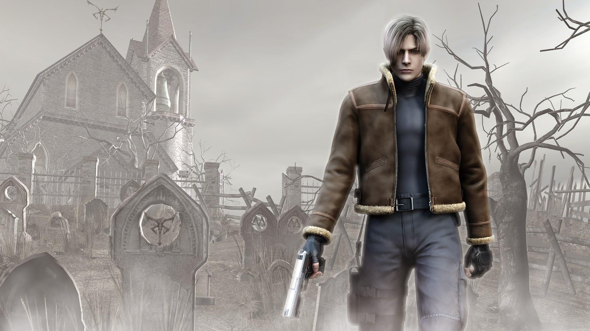СМИ: в 2022 году выйдет ремейк Resident Evil4 — его одобрил Синдзи Миками
