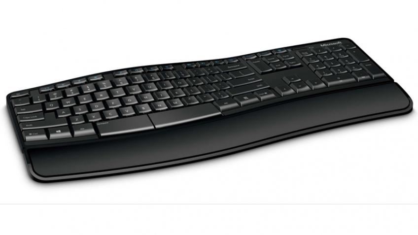 Microsoft выпустила клавиатуру Sculpt Comfort Keyboard для Windows8