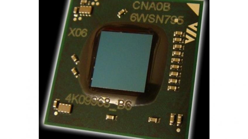 Новый процессор от VIA крутит Crysis
