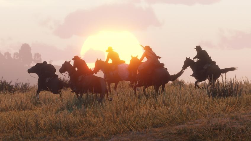 Rockstar раздаёт конские зелья игрокам Red Dead Online