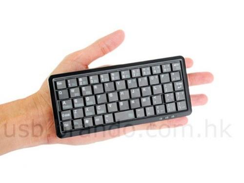 Миниатюрная клавиатура от Brando