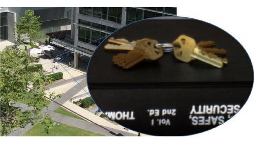 Ученые копируют ключи на расстоянии