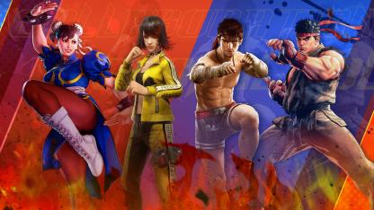 В Free Fire началось событие, посвящённое Street Fighter V