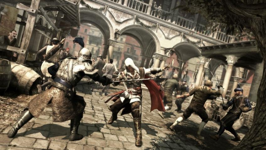 Assassin's Creed2 опять отложили