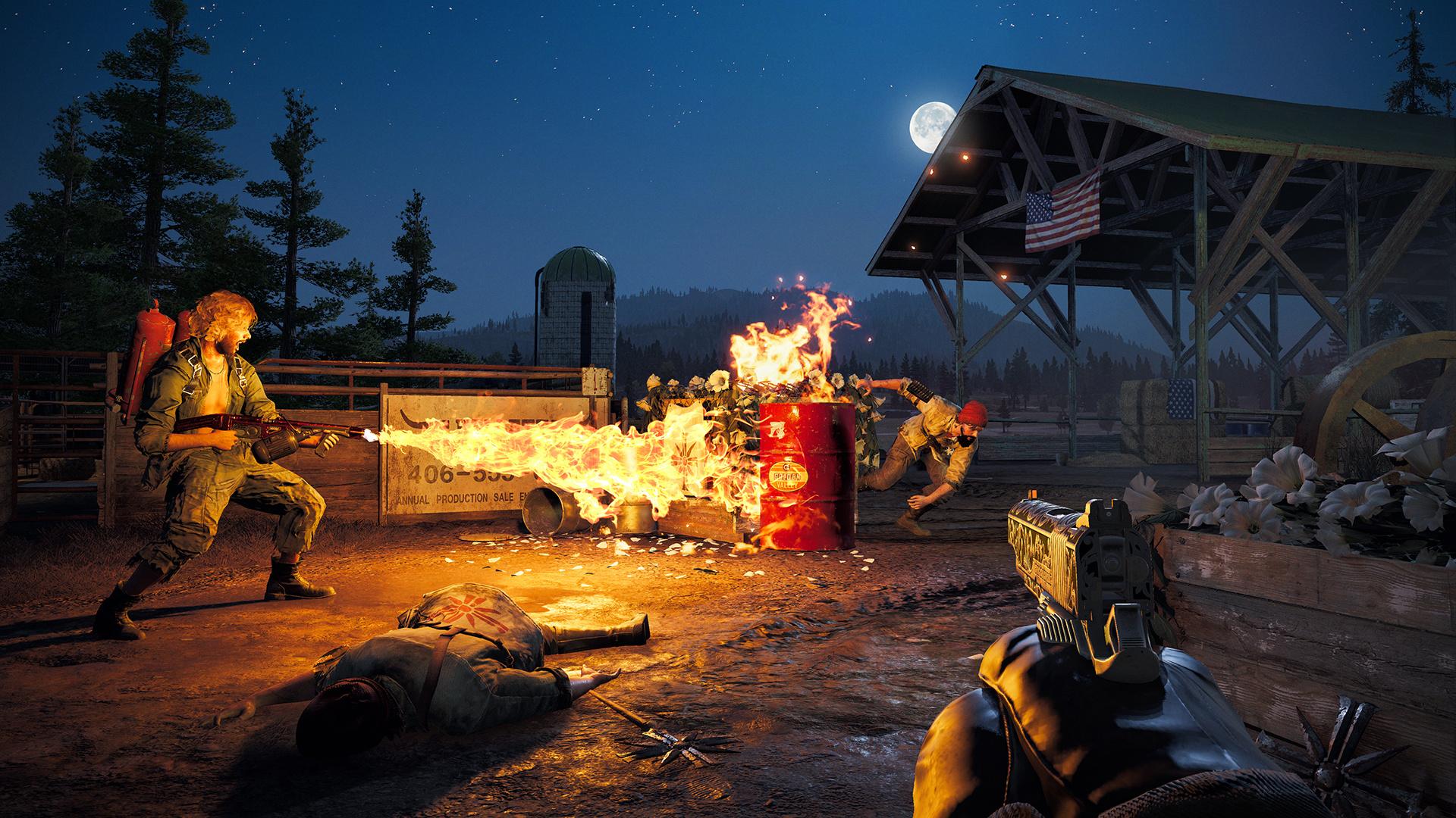 В Steam началась распродажа игр серии Far Cry со скидками до 85%