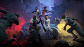В Zombie Army4 теперь добавили героев и второй Left4 Dead