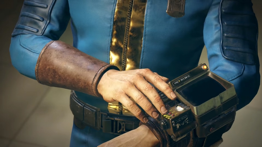 В Fallout76 будет основная сюжетная линия и дополнительные задания