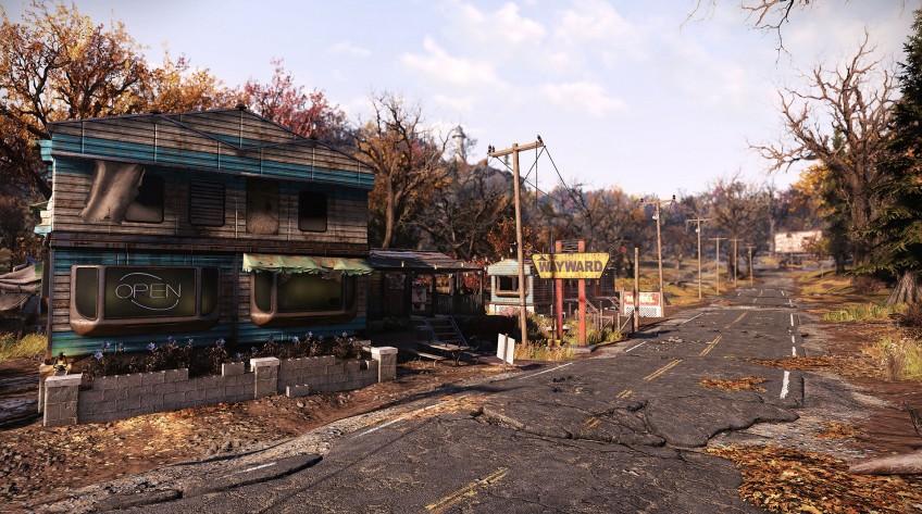 Bethesda представила пару героев будущего обновления Wastelanders к Fallout76
