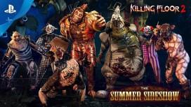 В PS4-версии Killing Floor2 открылся парк развлечений Summer Sideshow