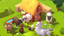 Авторы FarmVille3 показали свежий ролик с обновлённой графикой