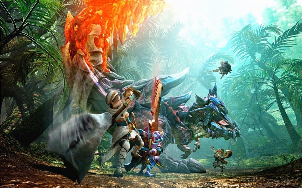 Monster Hunter Generations выйдет в Европе в июле