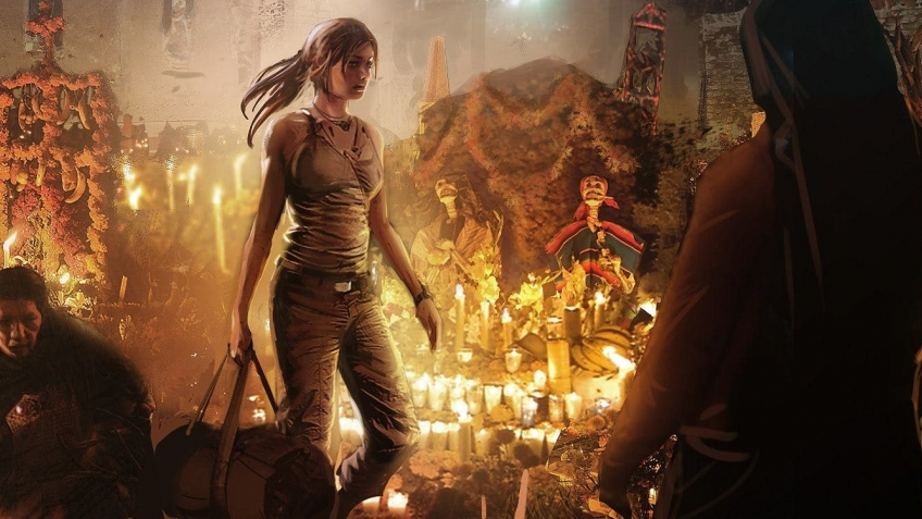 В Shadow of the Tomb Raider появились RTX-тени и сглаживание DLSS