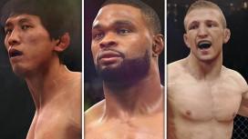 В EA Sports UFC добавили новых бойцов