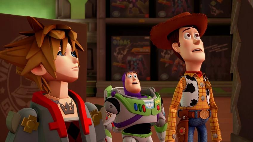 Игра, которую сложно обозревать: что журналисты говорят о Kingdom Hearts III