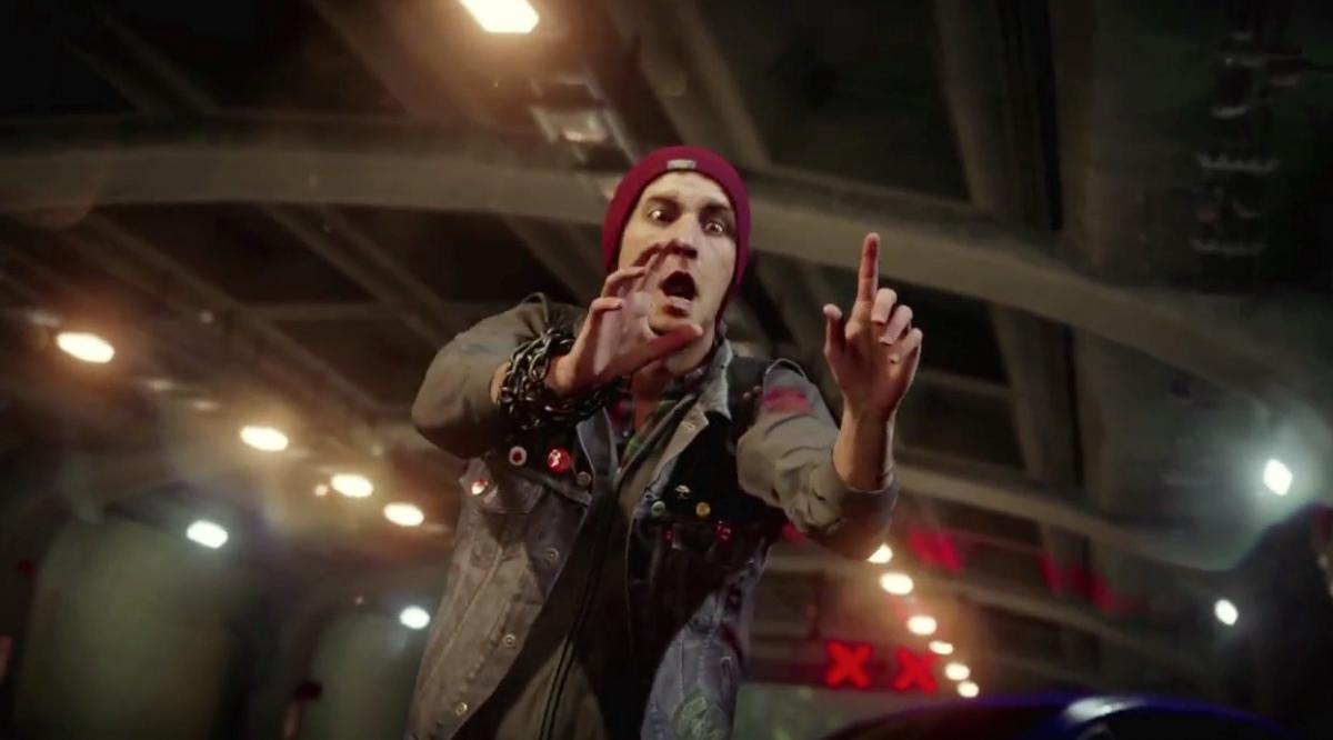 Серия inFamous может пойти по пути Assassin's Creed