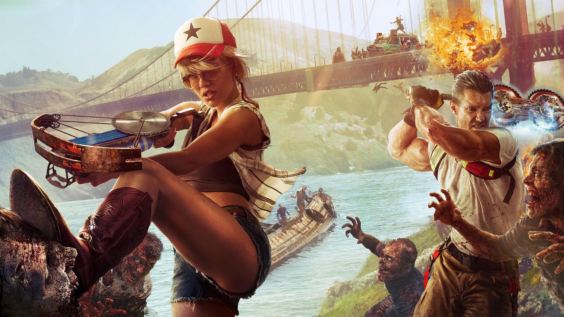 Разработка Dead Island2 до сих пор продолжается