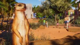 Новое DLC добавит в Planet Zoo пять африканских животных, включая сурикатов