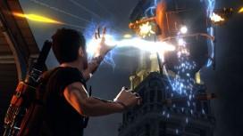 Xbox 360 не потянет inFamous2