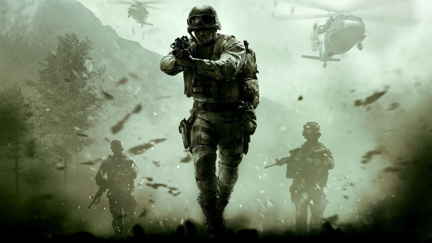 Бывший сотрудник Infinity Ward намекнул на Modern Warfare4 и опроверг сиквел Infinite Warfare