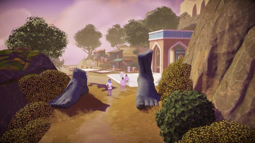 GOG.com признал Heaven's Vault игрой, достойной GOG.com