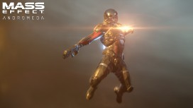 Выбор, сделанный в финале Mass Effect3, не повлияет на сюжет Mass Effect: Andromeda