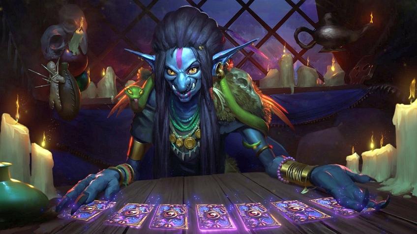 Третье дополнение для Hearthstone: Heroes of Warcraft выпустят через неделю