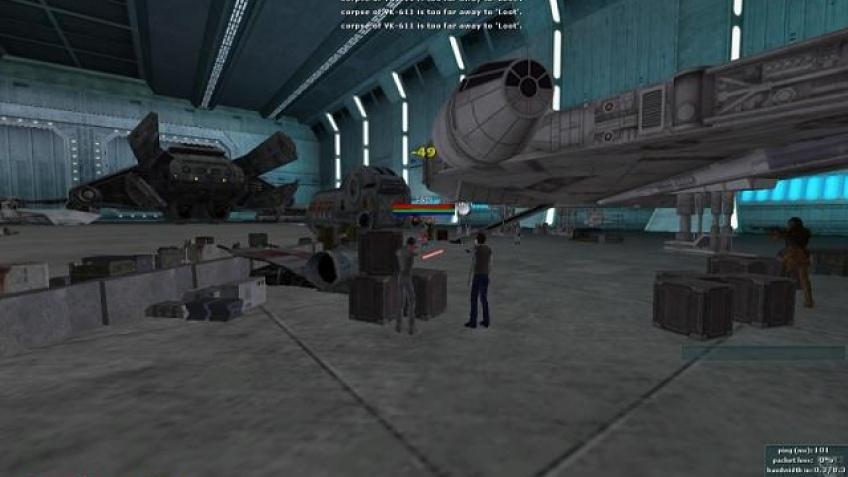 Повторный старт Star Wars Galaxies
