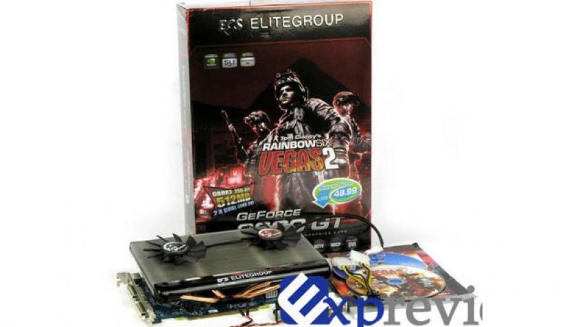 Характеристики, фото GeForce 9800 GT