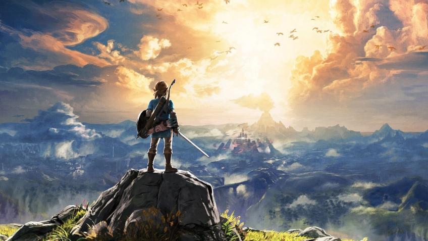 Nintendo набирает команду для создания новой The Legend of Zelda